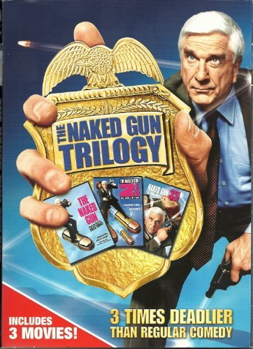 Naked Gun Trilogy Collection Naked Gun Trilogy Collection Ws Pg13 3 DVD