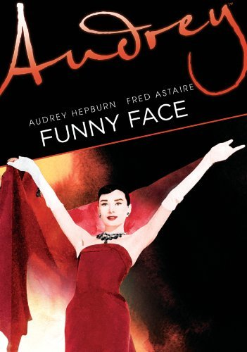 Funny Face Hepburn Astaire Thompson Ws Nr