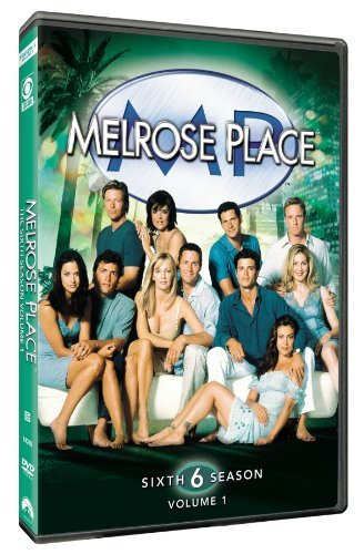 Melrose Place Melrose Place Vol. 1 Season 6 Nr 3 DVD