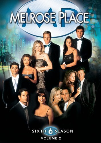 Melrose Place Melrose Place Vol. 2 Season 6 Melrose Place Vol. 2 Season 6