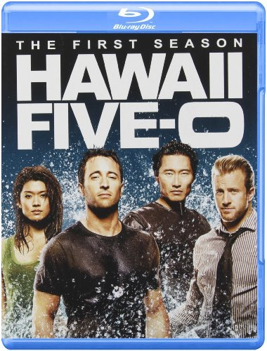 Hawaii Five O (2010) Season 1 Blu Ray Season 1