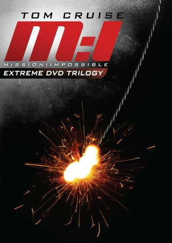 Mission Impossible Gift Set C Mission Impossible Gift Set C Ws Pg13 3 DVD