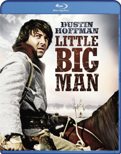 Little Big Man Hoffman Dunaway Mulligan Blu Ray Ws Pg13