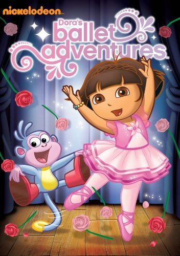 Dora's Ballet Adventures Dora The Explorer Nr