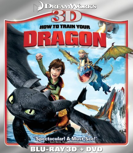 How To Train Your Dragon 3d How To Train Your Dragon 3d Pg Incl. DVD