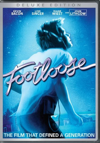 Footloose (1984) Bacon Singer West Ws Deluxe Ed. Pg