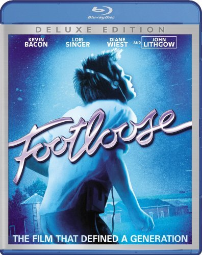 Footloose (1984) Bacon Singer West Blu Ray Ws Pg