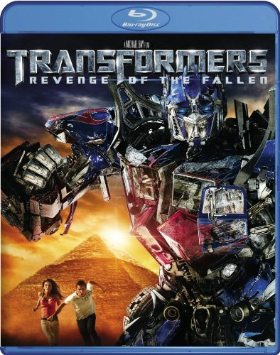 Transformers Revenge Of The Fallen Labeouf Fox Duhamel Blu Ray Pg13