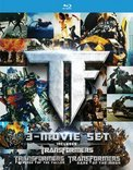 Transformers Trilogy Transformers Trilogy Blu Ray Ws Pg13 3 Br