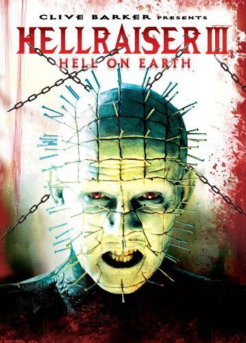 Hellraiser 3 Hell On Earth Bradley Bernhardt Boynton Clr Ws R