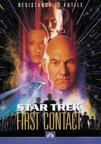 Star Trek First Contact Stewart Frakes Spiner Pg13