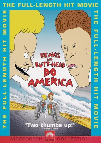 Beavis & Butt Head Do America Beavis & Butt Head Do America Clr Cc 5.1 Ws Keeper Pg13