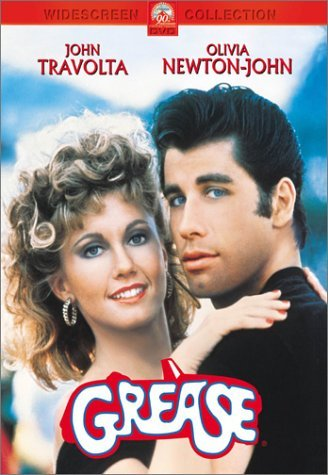 Grease Travolta Newton John Clr Cc Ws Pg