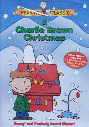 Peanuts Charlie Brown Christmas