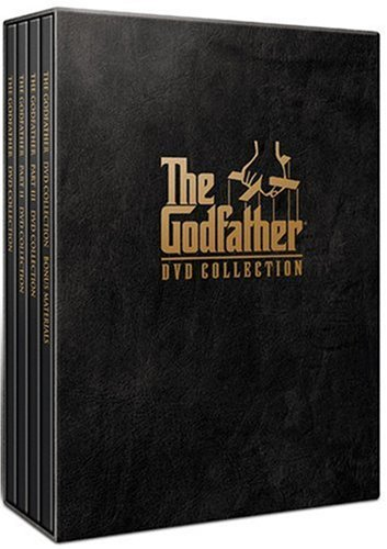Godfather Collection Brando Pacino De Niro Clr Cc 5.1 Aws Fra Dub R 5 DVD