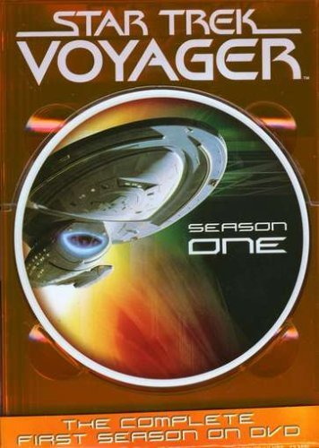 Star Trek Voyager Season 1 Clr Nr