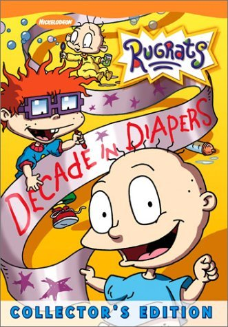 Decade In Diapers Rugrats Clr Cc Nr