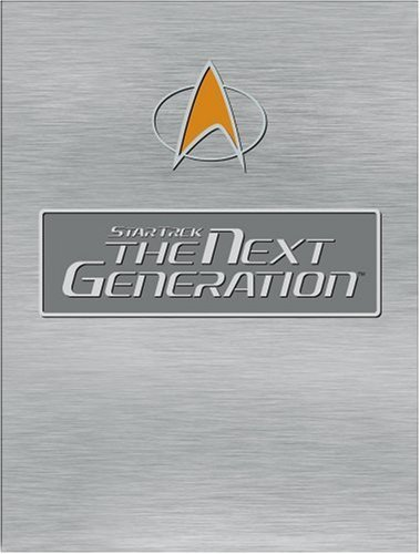 Star Trek Next Generation Season 3 DVD Nr 7 DVD