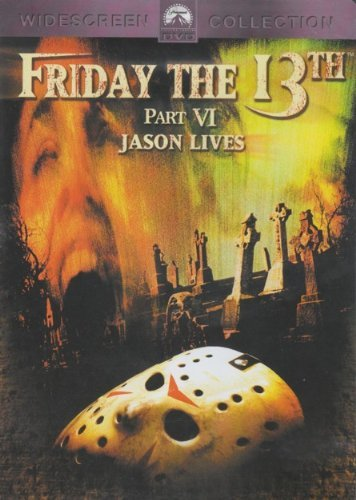 Friday The 13th 6 Jason Lives Cooke Kagan Goldwyn Clr Cc 5.1 Aws R