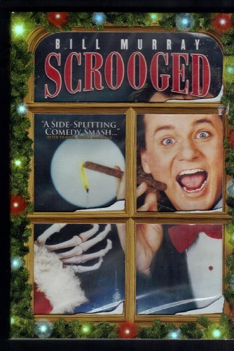 Scrooged Murray Allen Forsythe Clr Cc 5.1 Ws Pg13 Checkpoin