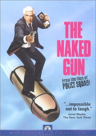 Naked Gun From The Files Of Po Nielsen Presley Simpson Ws Pg13
