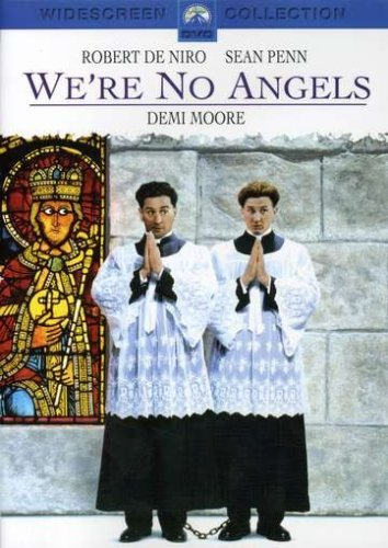 We're No Angels (1989) De Niro Penn Moore Clr Ws Pg13