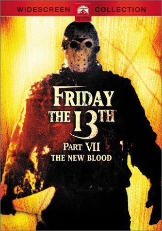 Friday The 13th 7 New Blood Lincoln Kiser Blu Clr Cc Ws R