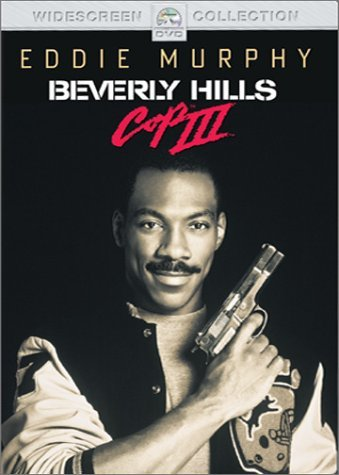 Beverly Hills Cop 3 Murphy Tenney Travolta Collier DVD R