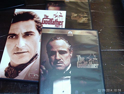 Godfather Part 3 Pacino Garcia Keaton Shire Clr Ws R