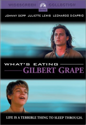 What's Eating Gilbert Grape Depp Dicaprio Lewis Clr Cc 5.1 Ws Pg13