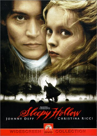Sleepy Hollow Depp Walken Ricci Clr Cc 5.1 Ws R