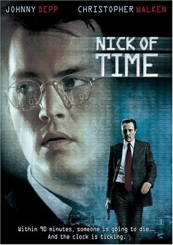 Nick Of Time Depp Walken Dutton Maffia Ws Keeper R