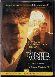 Talented Mr. Ripley Damon Paltrow Law Blanchett Clr Cc 5.1 Ws R Checkpoint