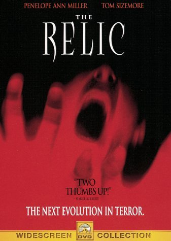 The Relic Miller Sizemore Hunt DVD R