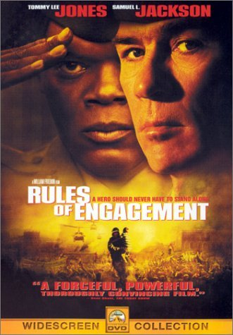 Rules Of Engagement Jones Jackson R