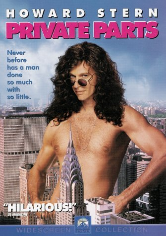 Private Parts Stern Quivers Mccormack DVD R