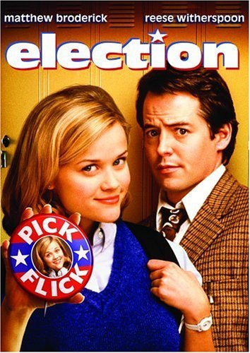 Election Broderick Witherspoon DVD R