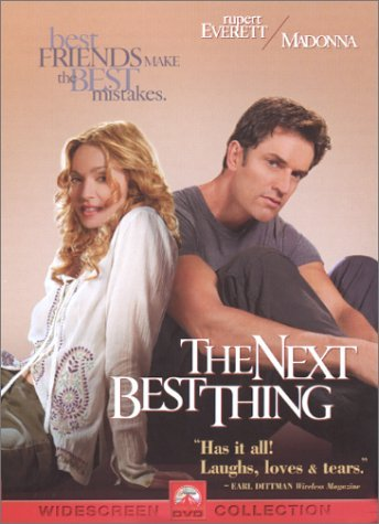 Next Best Thing Madonna Everett Bratt Clr 5.1 Ws Pg13
