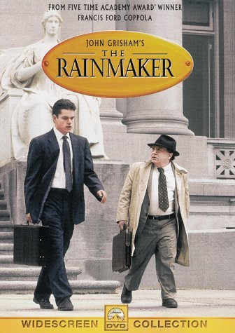 The Rainmaker (1997) Damon Devito Danes DVD Pg13