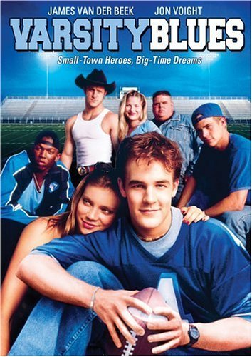 Varsity Blues Van Der Beek Voight Walker DVD R