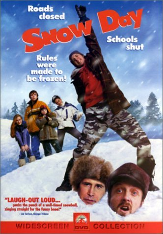 Snow Day Elliott Webber Chase DVD Pg