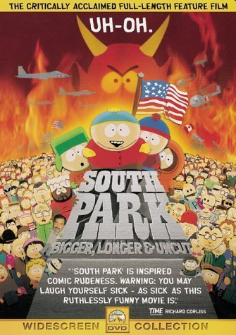 South Park Bigger Longer & Uncut Clr Cc 5.1 Ws Keeper R