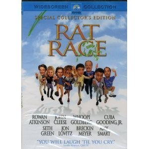 Rat Race Atkinson Cleese Goldberg Goodi