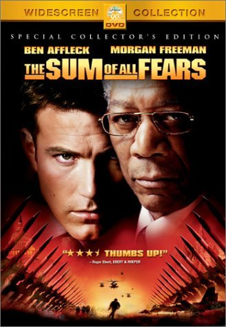 Sum Of All Fears Affleck Freeman Cromwell Schre Clr Cc Ws Pg13