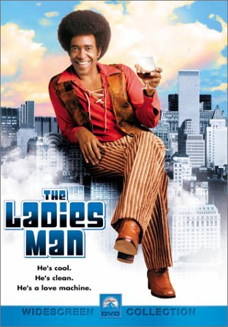 Ladies Man Meadows Parsons Williams DVD R