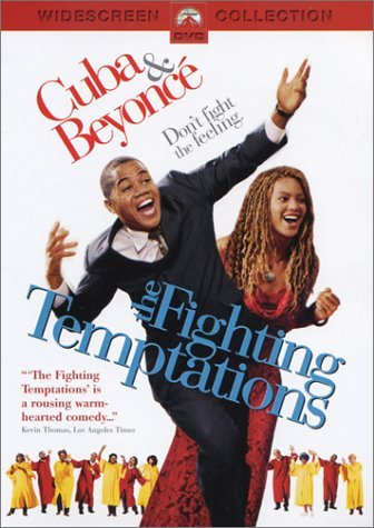 Fighting Temptations Gooding Knowles DVD Pg13