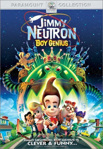 Jimmy Neutron Boy Genius Jimmy Neutron Boy Genius
