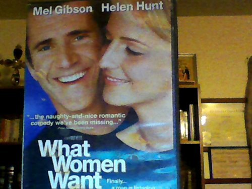 What Women Want Gibson Hunt DVD Pg13