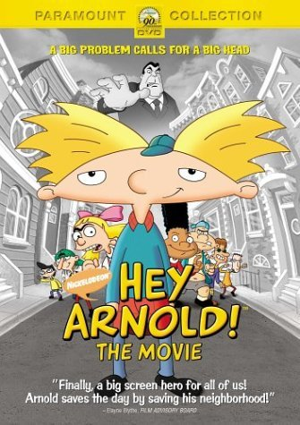 Hey Arnold! The Movie Hey Arnold! The Movie Clr Ws 5.1 Pg