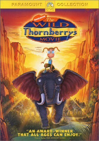 Wild Thornberrys Movie Wild Thornberrys Movie Ws Pg